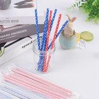 Bambú Pajita amistoso reutilizable de Eco de colores para las tazas de la categoría alimenticia recta Para Bar leche decoración del hogar pajitas de beber FY4148