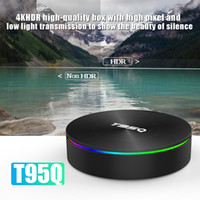 Android TV Box T95Q S905X2 Android 9. 0 4+ 32 64GB TV Box Supp...