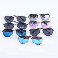 Trendy Full frame Rimless adumbral da sole unisex donne degli uomini 2020 della radura di modo del progettista di marca di vetro di Sun Oculos de sol fy2209