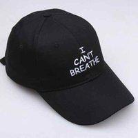 Ben Cap Harf Baskı Nakış Beyzbol şapkası Açık Yaz Snapbacks Spor Ayarlanabilir Parti Şapka ZZA2238 50pcs Breathe Can not