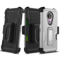Samsung A21 A11 A01, A90 S20 Ultra Plus A20, A50, A30 A10E Note10 Pro Tam Vücut Kemer Klip Kart Sahibi Araba Mıknatıs Emme Kickstand Kılıf için