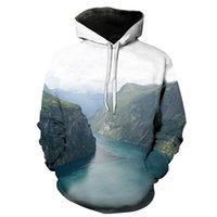 New Trees Forest Nature 3d Printed Hoodies The Vampire Diari...