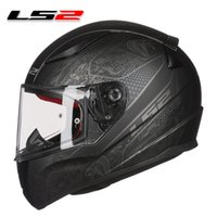 LS2 FF353 Schnelle Full Face Motorrad-Sturzhelm Capacete LS2 Helm Mann Frau Street Racing Casque Moto Geschwindigkeit casco moto ECE