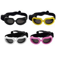 vente Hot Funny-usure Lunettes de soleil Cat cool protection, porter des lunettes pour chien Lunettes Lunettes Toilettage pour animaux Accessoires Fournitures