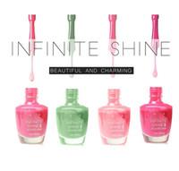 15ml Infinite Shine2 En gros original authentique de couleur non toxique de couleur vernis à ongles hebdomadaire durable / laque15ml / 0.5fl.oz