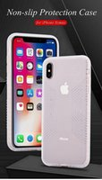 Soft Silicone Transparent TPU Case Cover For iPhone XS Max X...