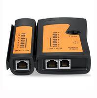 RJ45 câble LAN testeur de câble réseau RJ45 testeur RJ11 RJ12 UTP CAT5 câble LAN testeur de réseau Outil réseau de réparation