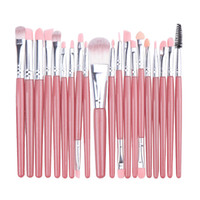 Große Rabatt! Makeup Pinsel Set Pulver Foundation Lidschatten Eyeliner Lip Brush Tool Marke Make Up Pinsel Beauty Tools Pincel