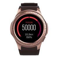 L1 الرياضة الذكية ووتش 2G LTE BT 4.0 WIFI الذكية ساعة اليد Boold الضغط MTK2503 لبس أجهزة سوار للحصول على الروبوت فون الهاتف ووتش