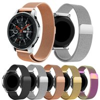 Samsung Gear S3   Galaxy Watch 46mm Band, 22mm Stainless Ste...