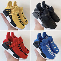 4607765df New Arrival. Big Kids R1 XR1 Human Race Shoes for Baby Boy Races Sneakers  Girl Trainers Boys Pharrell Williams Running Children Casual Humanrace Shoe