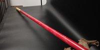 Nieuwe Design Rode Kleur Zon Wukong Monkelky Staffs Hot Selling Practice Houten Kungfu Personeel Monkey Cudgels Duurzame Vechtsporten Houten Sticks