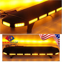 Free shipping Extra bright 3 watt led lightbar led light bar...
