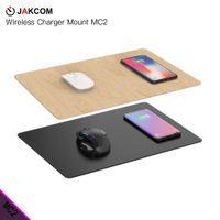 JAKCOM MC2 chargeur de tapis de souris sans fil Vente chaude en tapis de souris repose-poignets comme mi pad 4 hummer téléphone mobile smartphone android