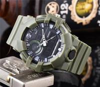 Бесплатная Доставка G Спорт Часы Популярные Мужские Летние GA100 Часы Цифровые Часы Восхождение Цифровые S Ударные Мужчины 100 Наручные часы