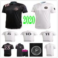 2020 2021 в Майами Socer Майки Бекхэма Писарро Пеллегрини Трапп таможни 20 21 в Майами кф дом вдали дети футбол рубашка взрослых косплей