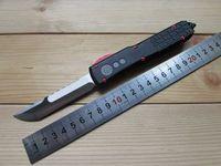 MT ULTRA TECH UT Bounty Hunter Hellhound с ЧПУ обработанные D2 лезвие алюминиевая ручка тактического боевого боя Открытый кемпинг выживание EDC нож