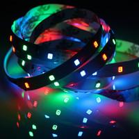 高いBirght 5M 5050 3528 5630 LEDストリップ暖かい純粋な白赤緑RGBの柔軟な5Mロール300 LEDS 12V屋外リボン