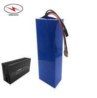 20S9P li ion e batterie de vélo 72v 3000w batterie au lithium bateria 72v 30ah avec chargeur et BMS