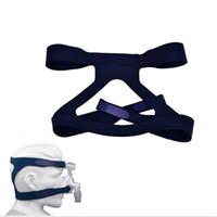 CPAP-Kopfband-Ersatzgurte   Ventilator-Teil Kopfband kompatibel mit den meisten Masken - dichtes 4-Punkt-Anschlusssystem