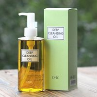 DHC Brand olive Deep Cleansing oil 200ml makeup remover oil ...