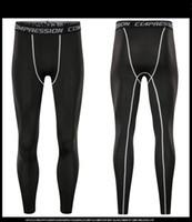 hommes Sfit Hommes taille haute sport Pantalons Corset Pantalon Yoga Gym Xlimming Pantalons Seamles Vêtements de sport Tight Leggings Workout Plus Size