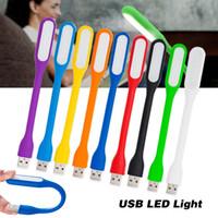 Led Usb 5V Ev Işık Kullanışlı Dizüstü kullanımı 9 renkler İyi Lamba Gece Küçük Enerji Tasarrufu Pretty Güzel Güzel Sevimli Pil