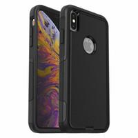 2019 successi globali per Iphone 8 plus cassa del pendolare con pacchetto retail 2in1 cassa del telefono progettista shockproff pc + tpu per caso Iphone xs max