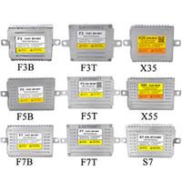 10PCS 35W 55W 70W 75W F3 F5 F7 S7 X35 X55 Fast Bright HID Slim Ballasts Super Car Headlight Ballasts 9-32V 12 24V Fast Quick Start Ballast