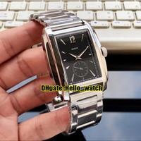 Günstige New Gondolo 5124G-011 Schwarzes Zifferblatt Automatische Herrenuhr Edelstahl Armband Hochwertige Luxus Herrenuhren Hello_watch 5 Farbe
