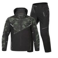 1つの冬の夏のバイクのジャケットのズボン水性モトクロスの全身セリウムのセリウムのセクショナルのズボン