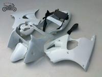 Personnaliser le kit de carénages moto pour Kawasaki ZZR600 2005 2006 2007 2008 moto d'injection kits de carénage chinois ZZR 600 05 06 07 08
