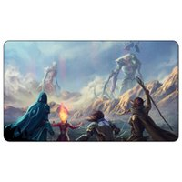 Magic Board Game Playmat: Call-the-Gatewatch_OGW Eldra60 * 35cm Size Table Mat Mousepad العب Matwitch fantasy غامض أنثى wizard2Trial o