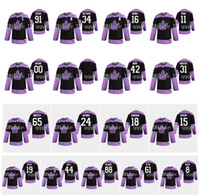 Toronto Maple Leafs Jersey gegen Krebs Praxis 91 John Tavares 34 Auston Matthews 16 Mitch Marner 19 Jason Spezza Rielly Kapanen Hockey