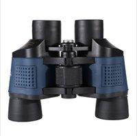60X60 3000M 당신 ourdoor 방수 망원경 고성능 정의 Binoculos 나이트 비전 사냥 쌍안경 단안 Telescopio DHL 무료