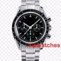 Nowa Gorąca Sprzedaż Wysoki Mechaniczny Złoty Dowódca Ze Stali Nierdzewnej Designer Męskie Stalowe Zegarek Mężczyzna Zegarek Zegarki