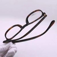 Atacado-Luxo Mulheres Designer Glassesframe Praça chapeado Frame retro 5036 EyeglasFor Mens Simples Estilo Popular Top Quality Com Box