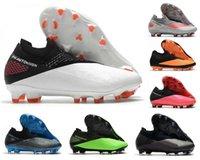 حار فانتوم VSN الرؤية II النخبة DF FG 2 2S الجوار حزمة المستقبل DNA رجل السامي لكرة القدم المرابط أحذية كرة القدم الحجم US6.5-11