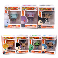 FUNKO POP Dragonball Dragon Ball KAI Figuren Hero Charaktere Modell Vinyl Action Movie Figuren beste Geschenk