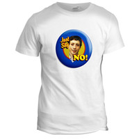 Grange Hill Zammo Say No Novelty Divertente Retro TV Movie Commedia Film Maglietta jersey Stampa t-shirt Camicie di marca jeans Stampa