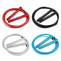 Speed Jump Rope Professional Skipping Rope Fitness Skip Work...