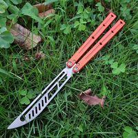 Butterfly Theone classico mare arancione mostro allenatore swing cnc raccordo 440 lama boccola sistema boccola BM40 BM41 BM42 BM43 BANCH BM BM Made Knife