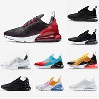 nike Air Max 270 airmax 270 shoes Multi homens running shoes Filipinas Medium Olive Habanero Vermelho quente soco núcleo branco mulheres homens formadores sports sneakers