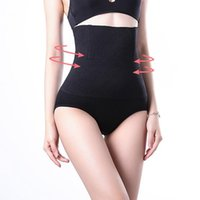 Femmes Minceur Tummy contrôle Panty taille haute transparente ventre Abdomen amincissants Body Shaping Slip Corset Ceinturon Sous-vêtements