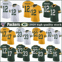 12 Aaron Rodgers Green Bay