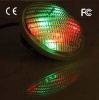 4 шт. / Лот Подводное освещение RGB Par56 LED Бассейн свет Водонепроницаемый IP68 12 В 54 Вт бассейн лампы Лампа для фонтана пруд Luz Piscine Kit