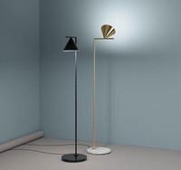 무료 배송 북유럽 현대 디자이너 거실 침실 스터디 룸 조명 조명 크리 에이 티브 성격 카페 플로어 램프 LLFA