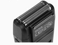 Afeitadora recargable potente con cable sin cable Shaper Shaper Barber Afeitadora eléctrica Cabeza de afeitar eléctrica Herramienta de acabado Foil