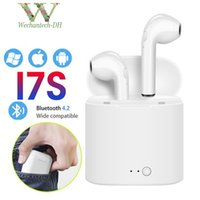 i7 i7S TWS Twins Mini Bluetooth Earphone Wireless Headphone ...