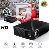 3800 Lumens Home Theatre 3Dプロジェクター720P HDMI SPDIFスピーカーが付いている電話のタブレットのための720pのProjector